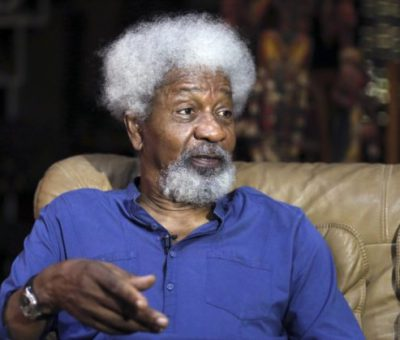 Wole Soyinka Survives prostate cancer