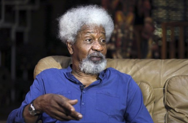 Wole Soyinka Survives prostate cancer