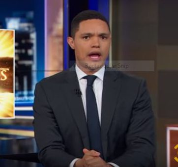 Trevor Noah on Xenophobia in South Africa
