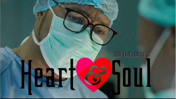 """Obi Emelonye film Series """"Heart and Soul"""""""