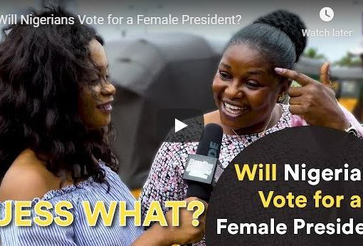 BattaBox Ask Will Nigerians Vote for a female President?