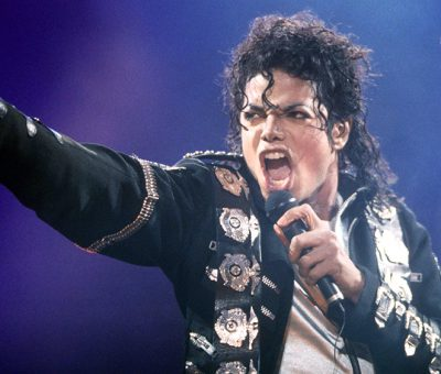 Fans Celebrate Micheal Jackson