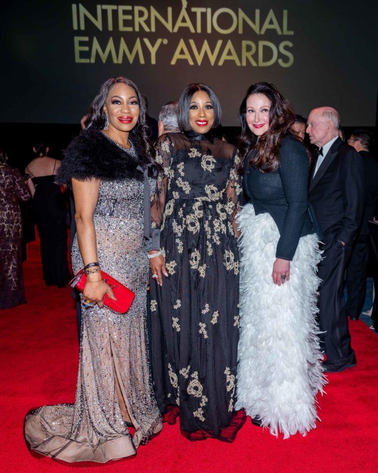 Mo Abudu Chairs the 47th International Emmy Awards.
