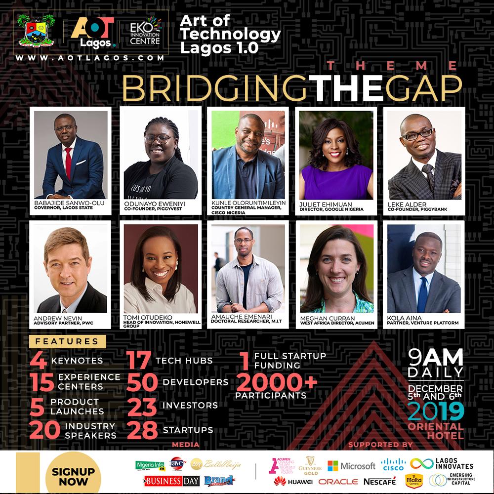 Lagos State Art of Technology/AOT LAGOS 1.0
