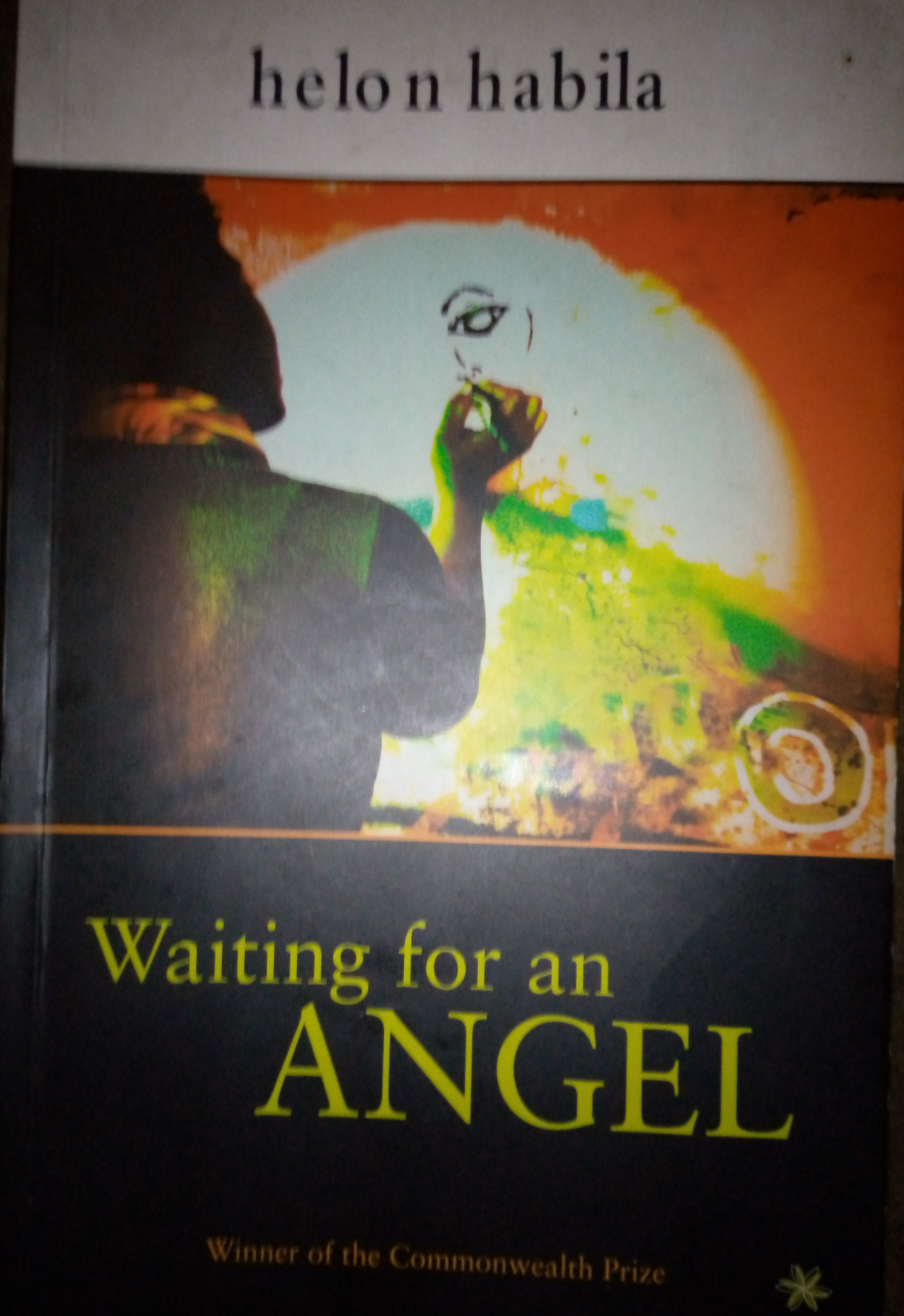 "Helon Habila's ""Waiting For A Angel"""