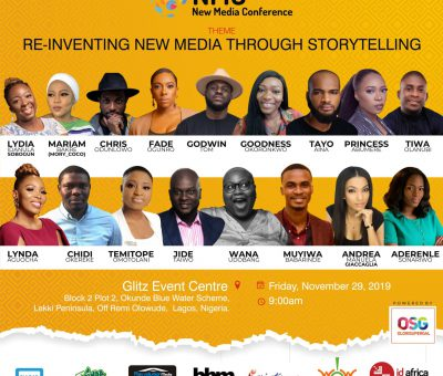 New Media Conference 2019