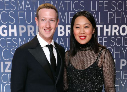 Mark and Chan Zuckerberg