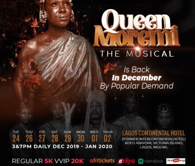 'Queen Moremi the Musical'
