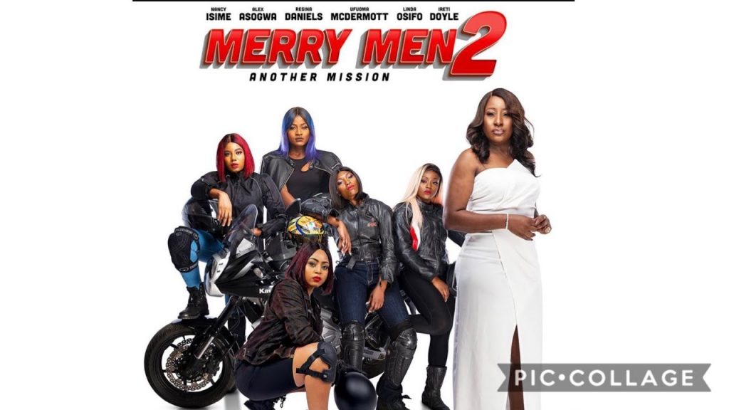 Merry Men 2 Poster