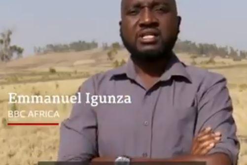 BBC Journalist on Ethiopian Airline Crash