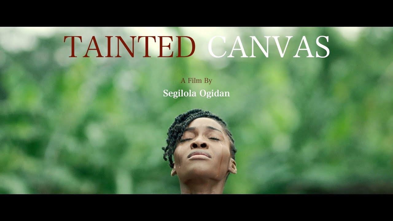 """Segilola Ogidan, """"Tainted Canvas"""""""