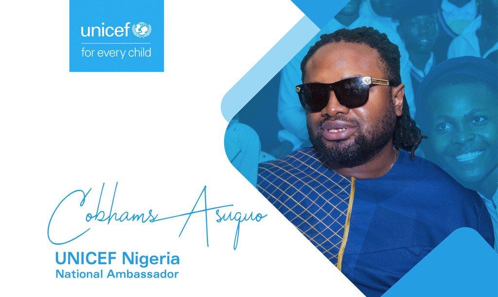 UNICEF Appoints Cobhams As Ambassador