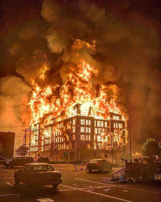 A Burning Building edited by Rohit Dhir