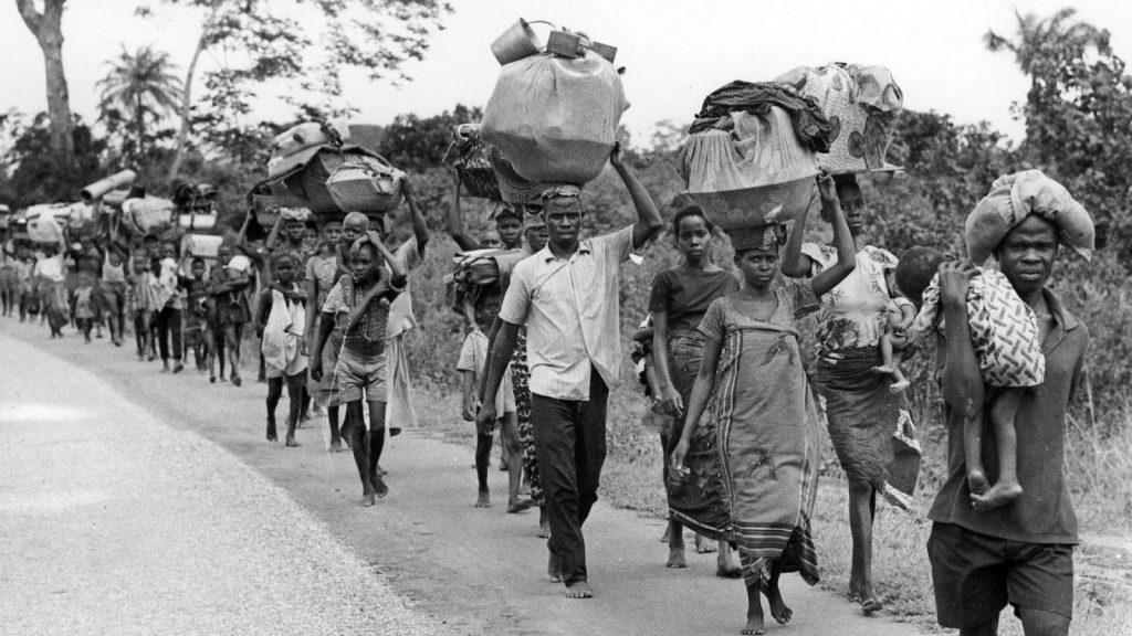 Nigerian/Biafran Civil War
