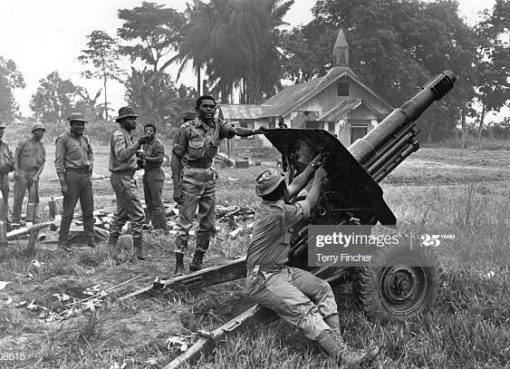 Nigerian/Biafran Civil War