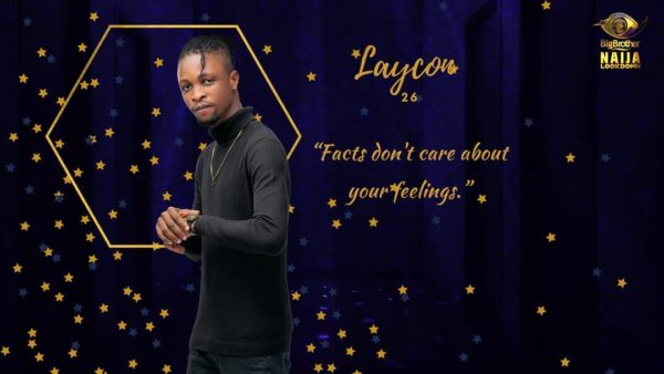 Olamilekan 'Laycon' Agbeleshe