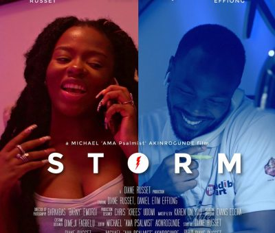 """Short film """"Storm"""" by Diana Russet"""