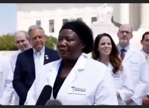 Nigerian US Based Doctor, Stella Emmanuel