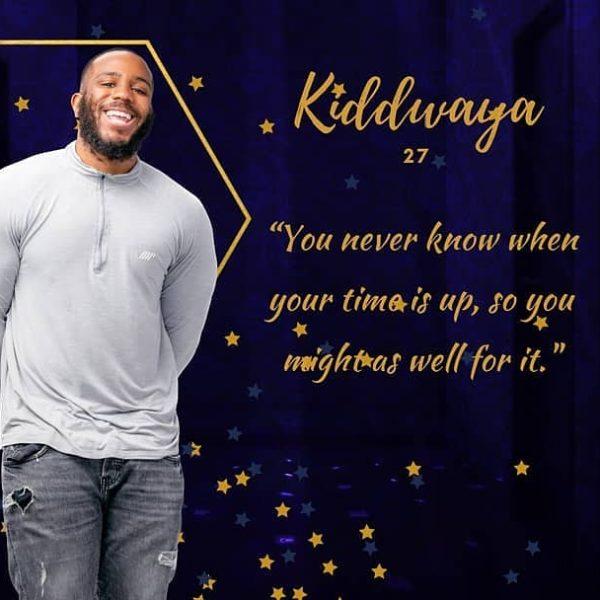Terseer Kiddwaya