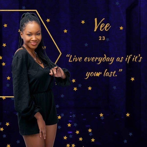Victoria 'Vee' Adeyele,