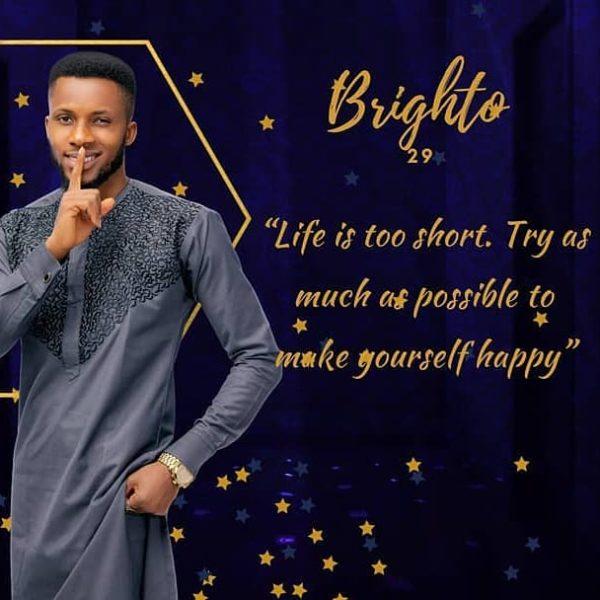 Ezekiel Bright 'Brighto' Osemudiame