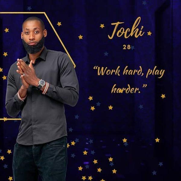 Tochukwu Okechukwu