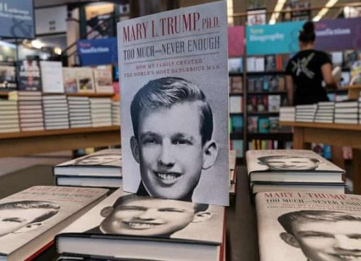 Mary Trump's Book on Donald Trump