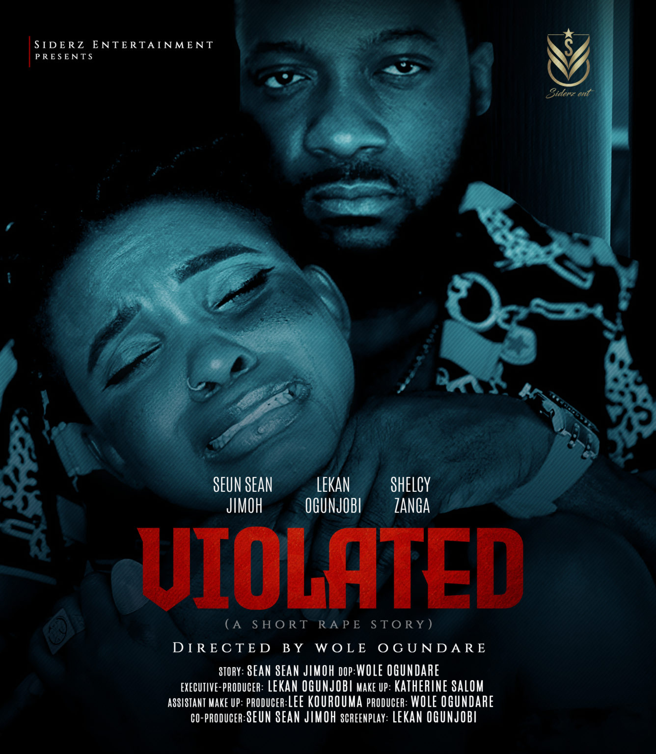 Short Film Violated