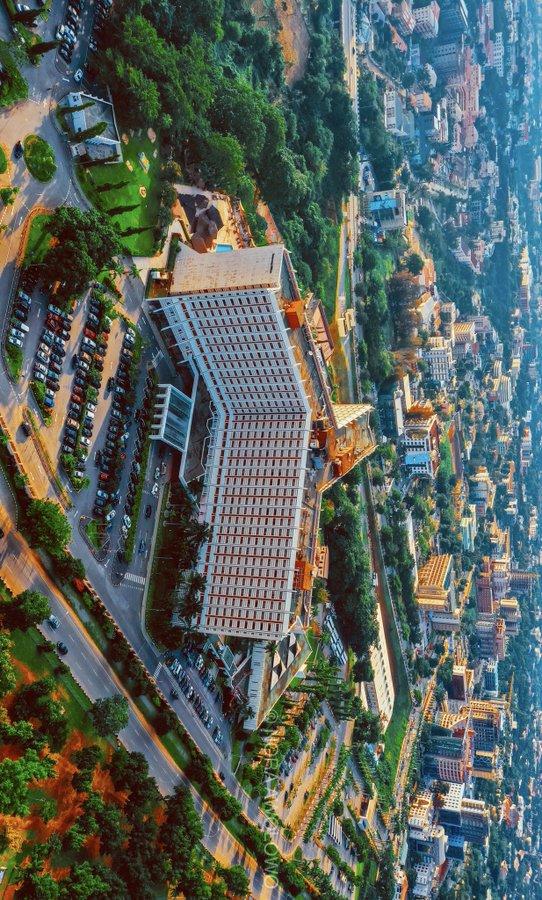 Zenith bank Headquarter In Abuja