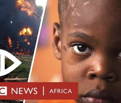 BBC Africa Eye Documentary