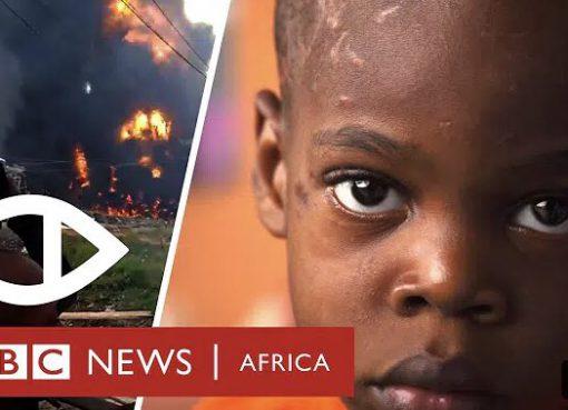 BBC Africa Eye Documentary