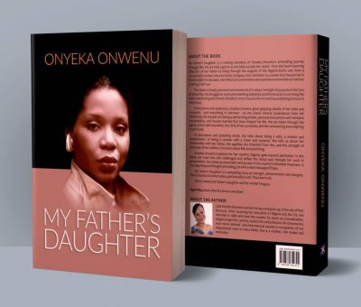 Onyeka Onwenu set to release Memoir titled ' My Father's Daughter'