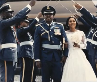 Nigerian Airforce Inspired Film Eagles Wings