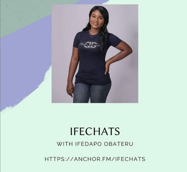 Ifechat Podcast on Dealing with fear when starting something new