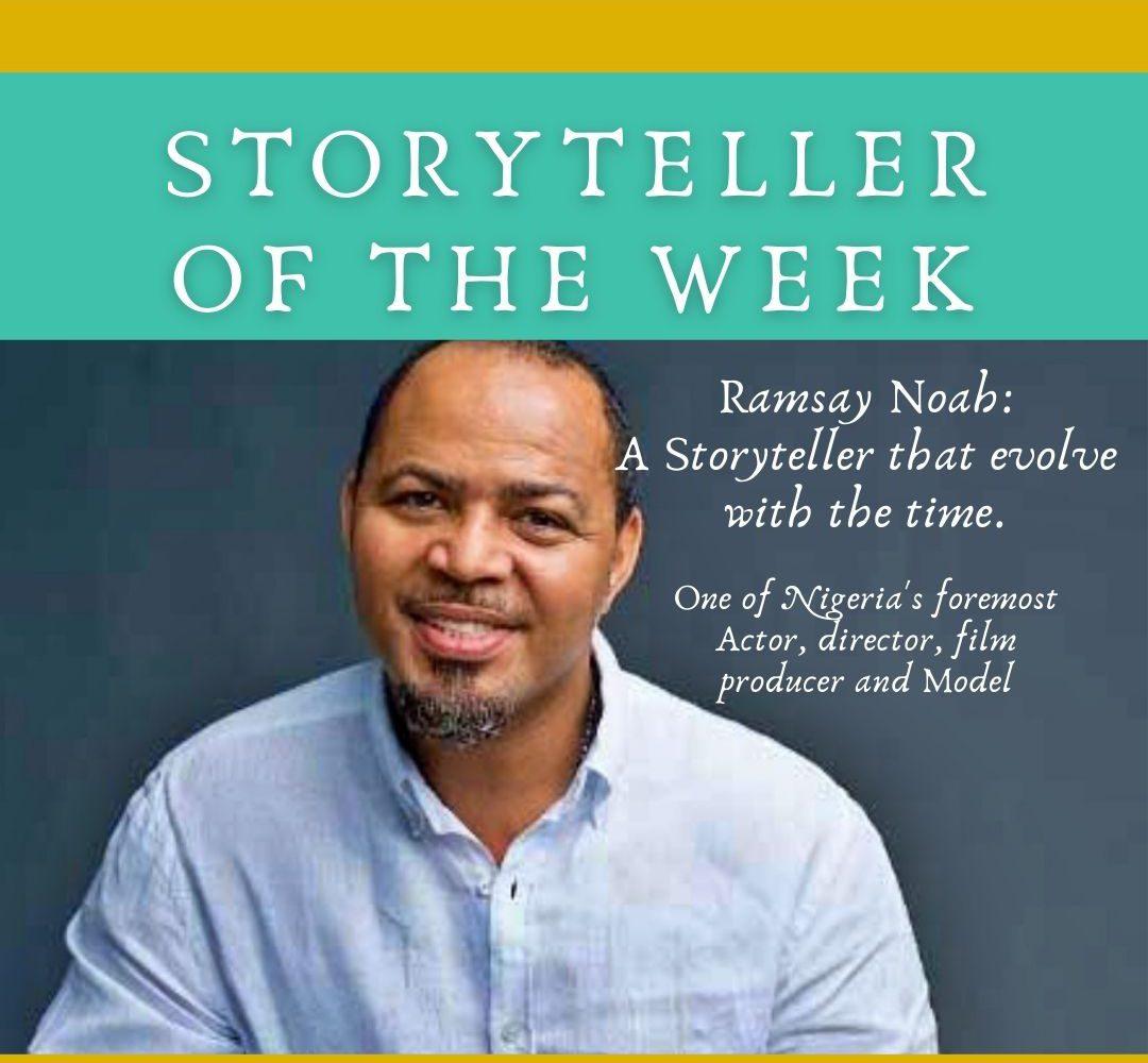 Storyteller of the week: Ramsey Nouah