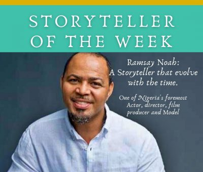 Storyteller of the week: Ramsey Nouah