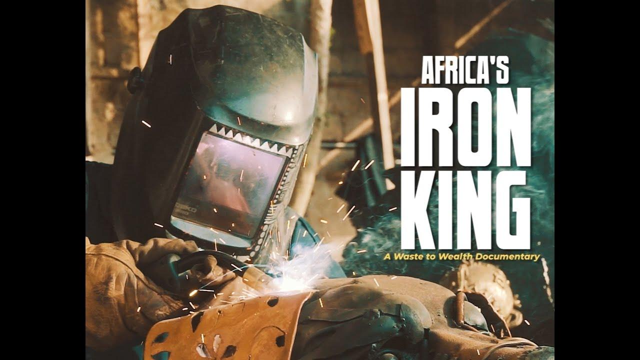 Akin Alabi Documentary on Sculptor Dotun Popoola,