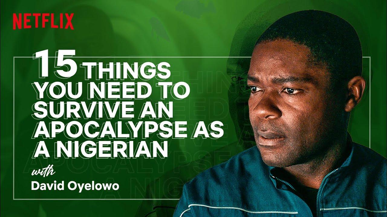 David Oyelowo