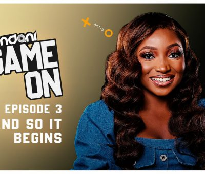 "Ndani Tv Web series ""Game on"" featuring Ebenezer Eno, Omowunmi Dada, Ian Wordi, Eso Dike, Taye Arimoro, Eve Bankong and directed by Abimbola Craig."