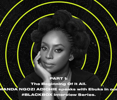 Chimamanda Ngozi Adichie interview with Ebuka Obi-Uchendu