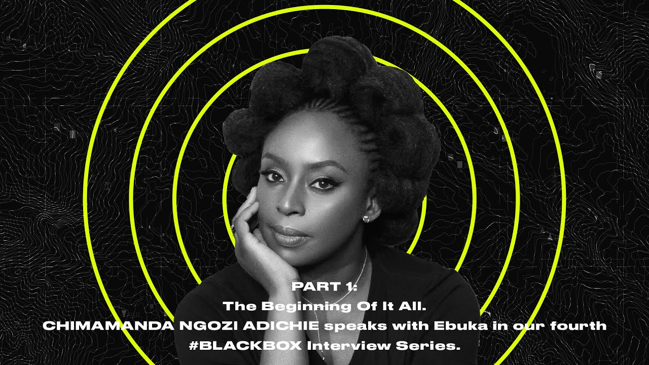 Chimamanda Ngozi Adichie interview with Ebuka Obi-Uchendu